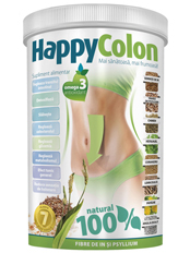 Detoxifiant HappyColon Supliment 100% natural - 1HC